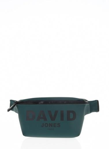 David Jones Bel Çantası Yeşil